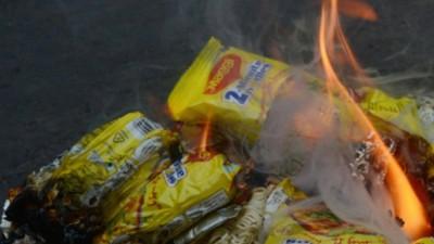 Nestlé muss in Indien 400 Millionen Pakete Instant-Nudeln verbrennen