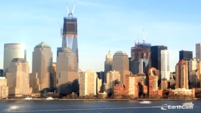 11 Jahre Wiederaufbau des World Trade Centers in zwei Minuten
