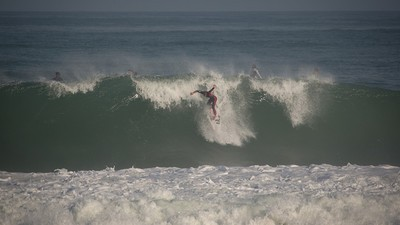 Adv. Een geheim onder surfers