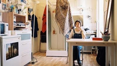 Apartamentos de 9m2 em Paris estupidamente caros