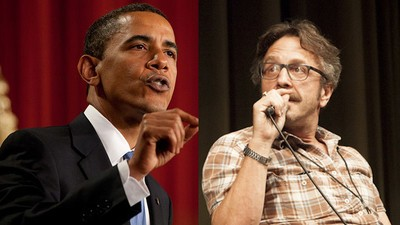 Dissecting the Weirdest Parts of Marc Maron's Interview with President Obama