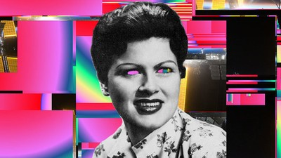 A Hologram of Patsy Cline Is Going on Tour Because It Is the Future
