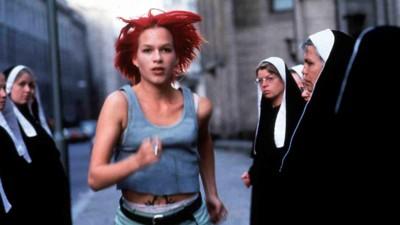 In videoclips uit de nineties was rennen de normaalste zaak van de wereld