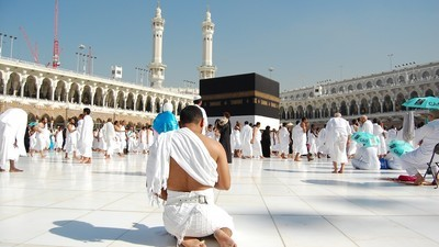Meet the Gay Muslim Filmmaker Who Secretly Filmed His Pilgrimage to Mecca