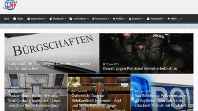 """UFO-Nazis, """"kriminelle Ausländer"""" und BRD GmbH: Was schreibt die """"Wahrheitspresse""""?"""
