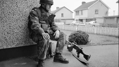 Mon temps avec les paramilitaires britanniques
