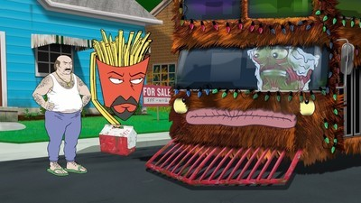'Aqua Teen Hunger Force Forever' Is the End of an Era, but Its Creators Didn't Want It to End