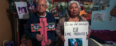 Asesinadas en el Estado de México: una silenciosa epidemia