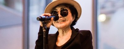 Catching Up with the Inimitable Yoko Ono