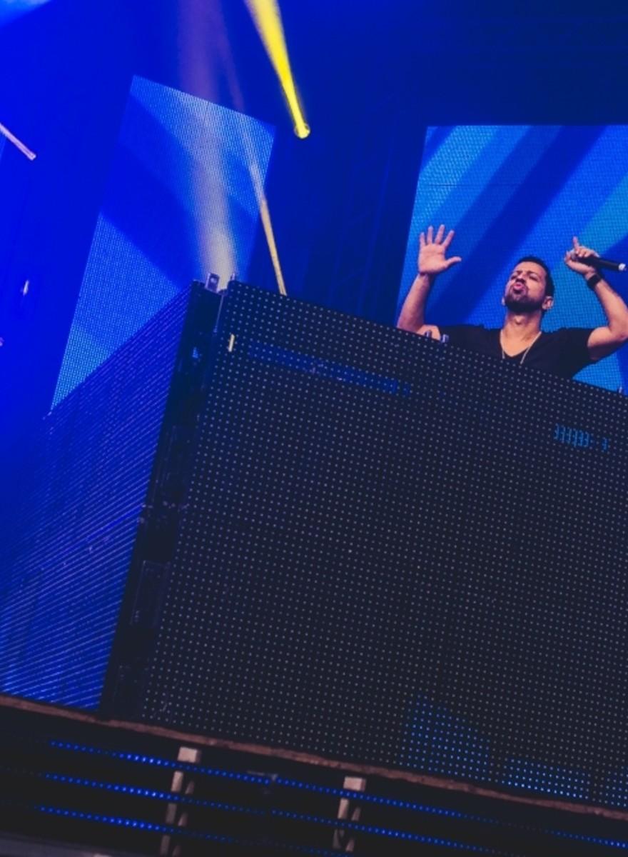 Como Foi a Gravação do DVD do DJ Dennis, o David Guetta do Funk Carioca