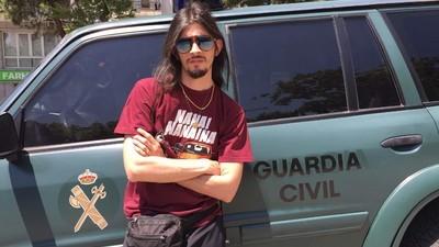 Entramos con El Coleta en el Museo de la Guardia Civil
