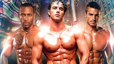 Hunk Drunk Love: My Night In the Magical World of Male Strip Clubs
