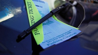 Private Parking Companies Are Issuing Illegal Parking Tickets