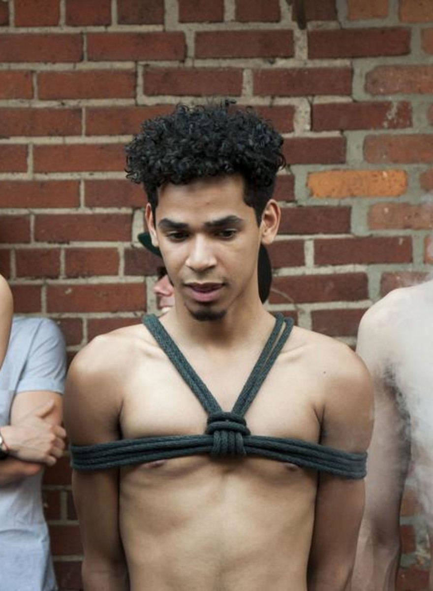 Whips, Chains, Paddles and Puppies: Scenes from the Folsom Street East Festival