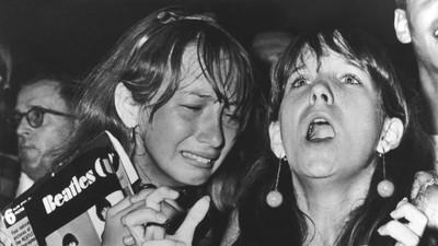 Detrás del fanatismo de las chicas adolescentes