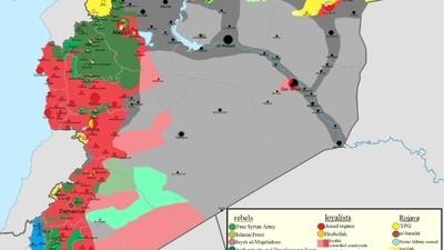 C'è un diciottenne olandese che disegna mappe delle guerre in Medio Oriente