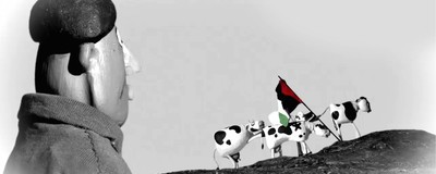 The Bovine Intifada: How 18 Cows Came to Represent Civil Disobedience for One Palestinian Village