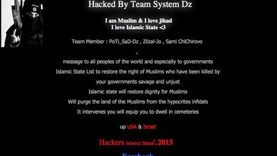 A Pro-ISIS Group Hacked an Ontario Food Truck's Website to Say 'I Love Jihad'