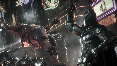 After 24 Hours with 'Batman: Arkham Knight,' I Can't Feel the Real Me Anymore