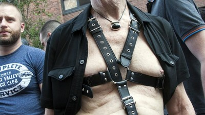 Chicotes, Correntes, Couro e Cachorrinhos: Cenas do Festival Folsom Street East