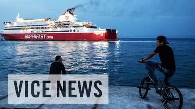 Europa sau mori: Imigranții blocați în Grecia