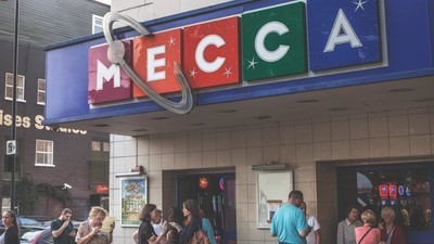 The Closure of Hackney's Mecca Bingo and the Decline of One of Britain's Favorite Pastimes