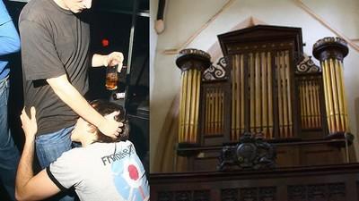 """""""Nur Verrückte und Besoffene gehen in die Kirche""""—Aus dem Leben eines Orgelspielers"""