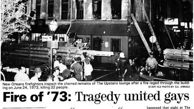 Revisiting a Deadly Arson Attack on a New Orleans Gay Bar on Its 42nd Anniversary