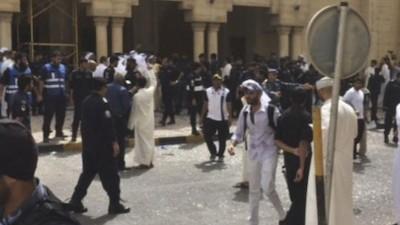 Die Terrormiliz Islamischer Staat bekennt sich zum Bombenanschlag in Kuwait