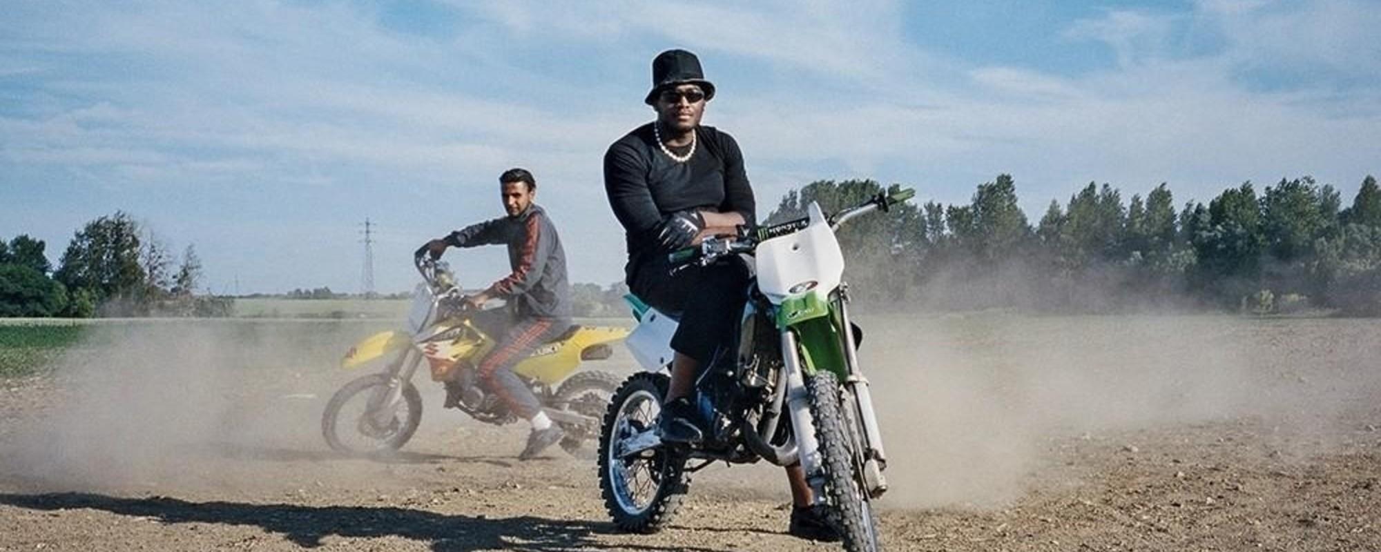 Die Pariser Dirty Riderz