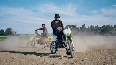 Die Pariser Dirty Riderz
