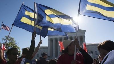 La Corte Suprema de EU legaliza el matrimonio homosexual a nivel nacional