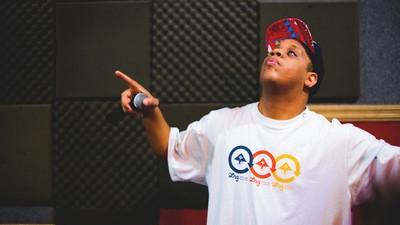 Álbum de Rappers #7: Kamau no Estúdio, 5pra1 no Clube do Rap e Curtição na Discopédia