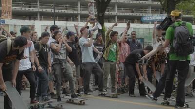 O movimento pela legalização do Skate está a ganhar força nas ruas rabugentas de Montreal