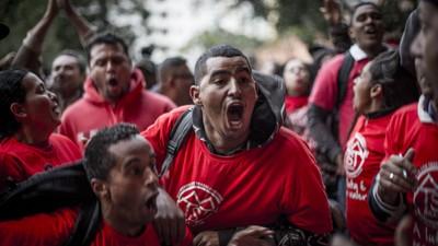 O MTST Parou São Paulo ao Som de Raul Seixas