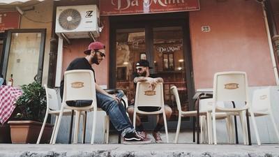 In giro per Palermo con Louis Dee e Big Joe