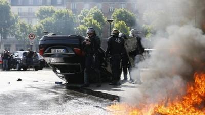 Taxis vs Uber : retour sur une journée d'incidents