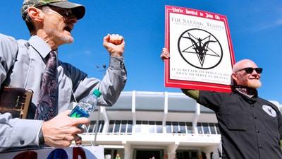 El templo satánico denuncia al estado de Missouri por su ley del aborto