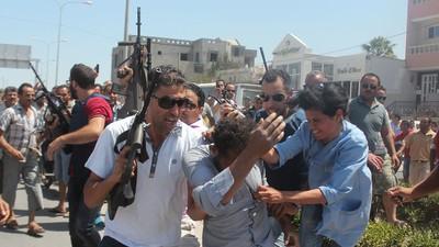 Viernes trágico: ataques terroristas en Túnez, Francia, Kuwait, Kobane y Somalia