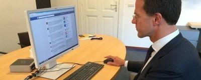 We moeten het even hebben over het socialmediabeleid van Mark Rutte