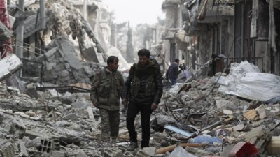 Survivors Describe Entire Families Being Massacred in Brazen Islamic State Attack on Kobane