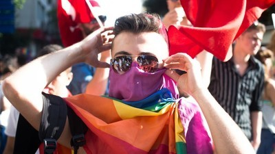 Turkish Police Use Water Cannons, Rubber Bullets, and Tear Gas on Gay Pride Parade