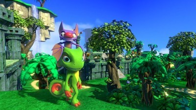 A Rare Event: Talking 'Yooka-Laylee' with the Team at Playtonic