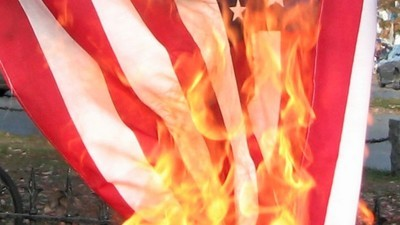 Activists Are Planning to Burn American Flags in Brooklyn on Wednesday