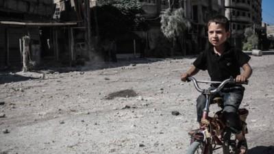 Aktivisten zeigen Assads PR-Zynikern, wie der #SummerInSyria wirklich aussieht