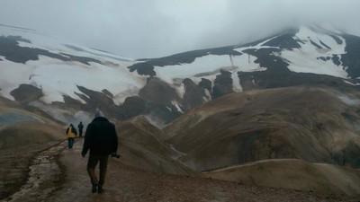 Fă cunoștință cu aventurierii care caută Sfântul Graal în munții Islandei