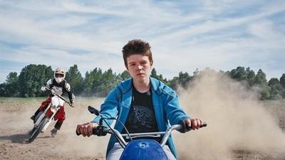 Fotografando a Banca de Motocross Dirty Riderz de Paris
