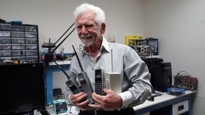 Hablamos con Marty Cooper, el padre del teléfono móvil
