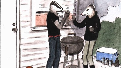 'Habits': The Punk Animals Perfect High Fives and Discuss Unloved Moms