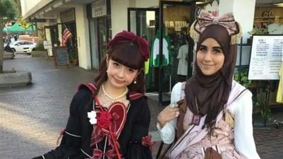 Lolitas con hiyab